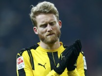 Football Soccer - FSV Mainz 05 v Borussia Dortmund