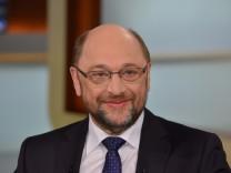 """ARD-Talkshow´Anne Will"""" mit Martin Schulz"""