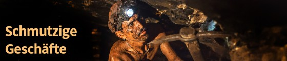 Miner Mohammad Ismail digs in a coal mine in Choa Saidan Shah, Punjab province