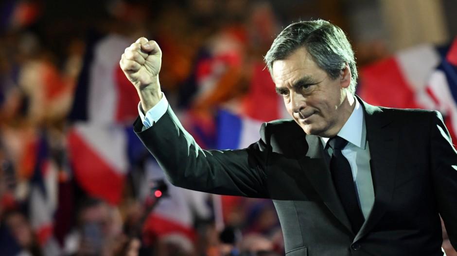 Wahl in Frankreich François Fillon