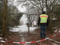 Fund von sechs Toten in Gartenlaube bei Würzburg