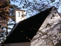 Kapelle Sankt Georg in Roggenstein