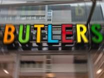 'Butlers' stellt Insolvenzantrag