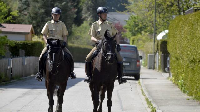 SZ im Dialog Polizeiinspektion Unterhaching