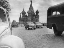 Roter Platz, 1950'er Jahre