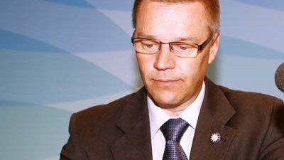 Interview mit Frontex-Chef Laitinen