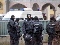 Police Launch Anti-Terror Raids Across Hesse State