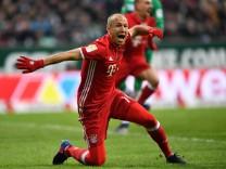 Werder Bremen v Bayern Muenchen - Bundesliga