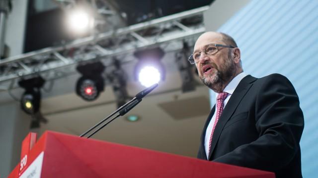 SPD-Vorstandsklausur - Pressekonferenz