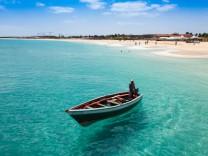 Kapverden - Santa Maria auf der Insel Sal