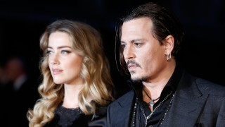 FILE: Amber Heard And Johnny Depp Finalize Divorce