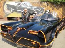 Legendäres Batmobil wird in Arizona versteigert