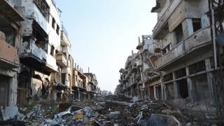 DRK - Reise nach Syrien und Libanon