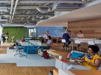 Neue Sonderschau 'Büro der Zukunft'