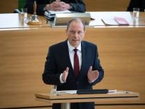 Sitzung des Sächsischen Landtages
