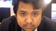 Birmanischer Internet-Aktivist