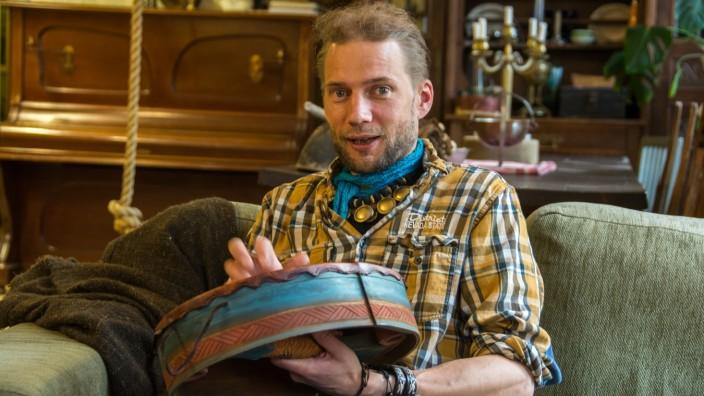 Basic income experiment protagonist Juha Jarvinen