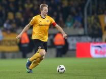 SG Dynamo Dresden v Eintracht Braunschweig - Second Bundesliga; Hartmann
