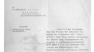 Nationalsozialismus Judenverfolgung unter den Nazis