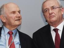 01 10 2014 Autosalon Paris VW Konzernabend Ferdinand Piech Aufsichtsratsvorsitzender von VW Mart