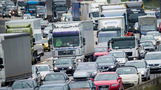 Kölner Ring auf Platz 1 der am stärksten befahrenen Autobahnen