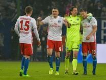 Hamburger SV - Bayer Leverkusen