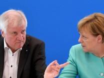 Merkel wird gemeinsame Kanzlerkandidatin der Union
