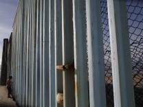 Trumps Pläne: Wer für die Mauer zu Mexiko zahlt