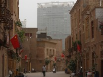 China Xinjiang Kashgar Old Town