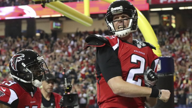 Super Bowl Atlanta Falcons