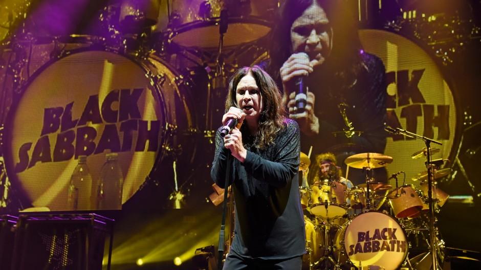 Black Sabbath Performs at Jones Beach