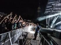 "Musikfestival ""Rockavaria"" in München, 2016"