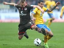 Eintracht Braunschweig v FC St. Pauli - Second Bundesliga