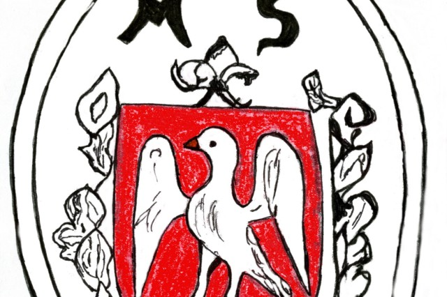 Der Markt Schwabener Falke 1665