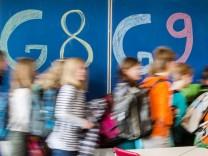 Turbo-Abitur in NRW