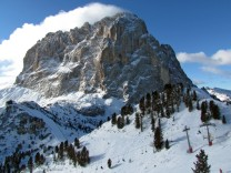Gröden Südtirol Grödner Tal Luis Trenker Skifahren Alpen Museum