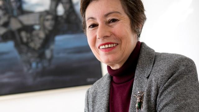 Eva Haller, Gründerin Janusz Korczak Haus, eine Akademie für jüdisches Leben, Sonnenstraße 8