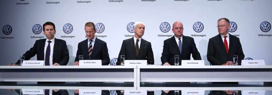 Volkswagen Manager-Gehälter