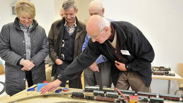Starnberg Seniorentreff Modelleisenbahn