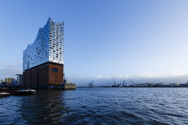 New Elbphilharmonie Ceremonial Act And Opening Concert