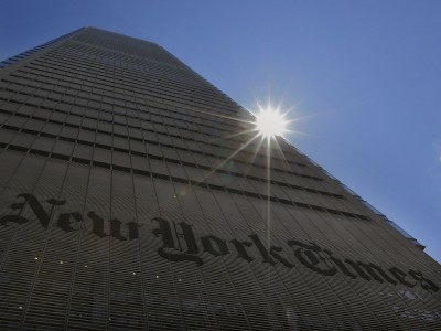 """""""New York Times"""": Die Zeitung als Reisebüro"""