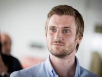 David Schneider Gründer und Geschäftsführer von Zalando fotografiert am Montag 08 06 15 in Berli