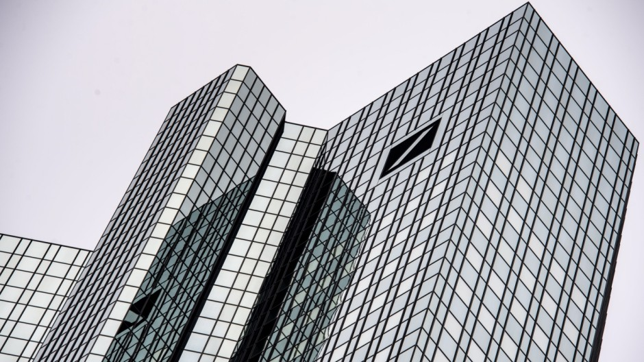 Deutsche Bank To Announce 2016 Financial Results