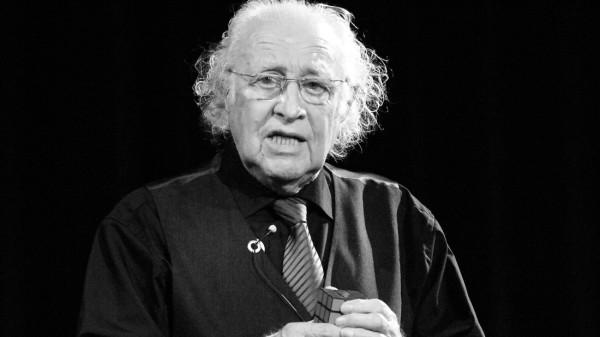 Dieter Hildebrandt Kabarettist Schauspieler Moderator