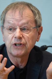 Bundespräsidenten-Kandidat Christoph Butterwegge