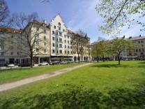 Isartorplatz in München, 2012