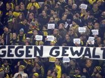Football Soccer - Borussia Dortmund v Hertha BSC Berlin