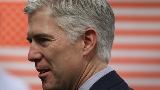 Supreme Court Nominee Neil Gorsuch Meets With Senators On Capitol Hill