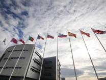 Nato-Hauptquartier in Neapel