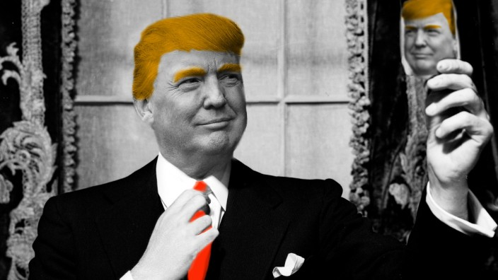 Donald Trump That's Better